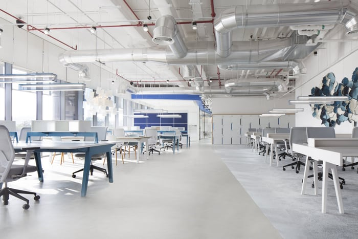 Edelman Offices Designed by Pallavi Dean Interiors
