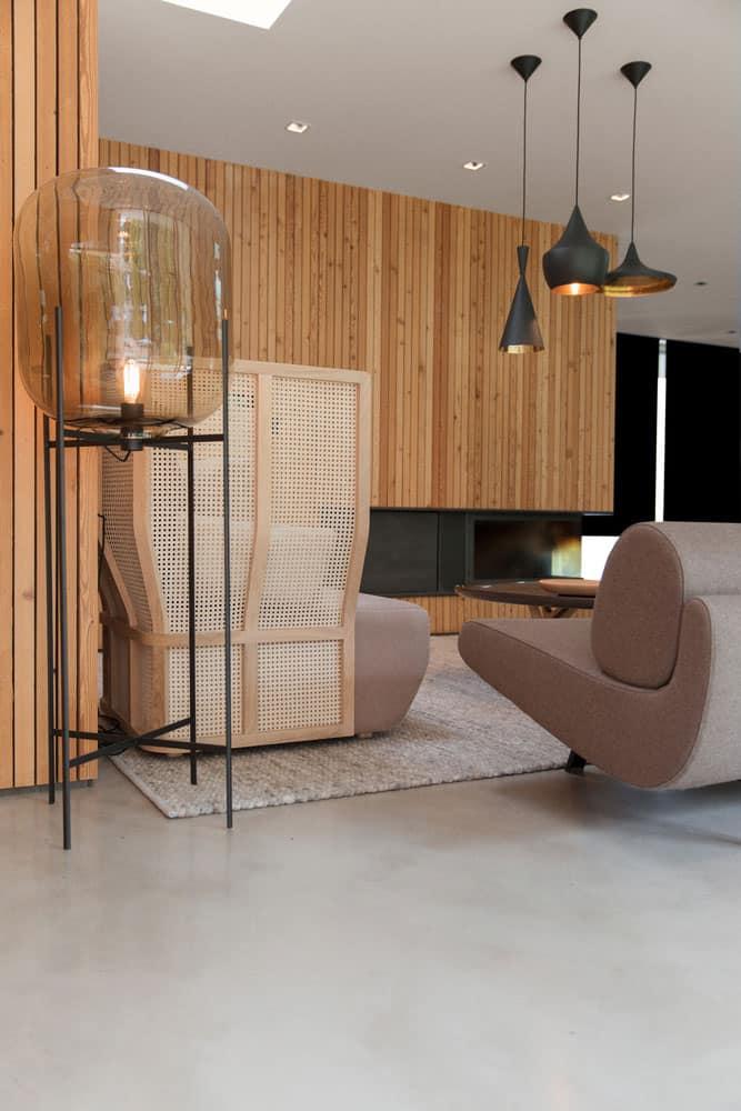 Barres coquet design a magnificent home in lyon france for Maison home design lyon