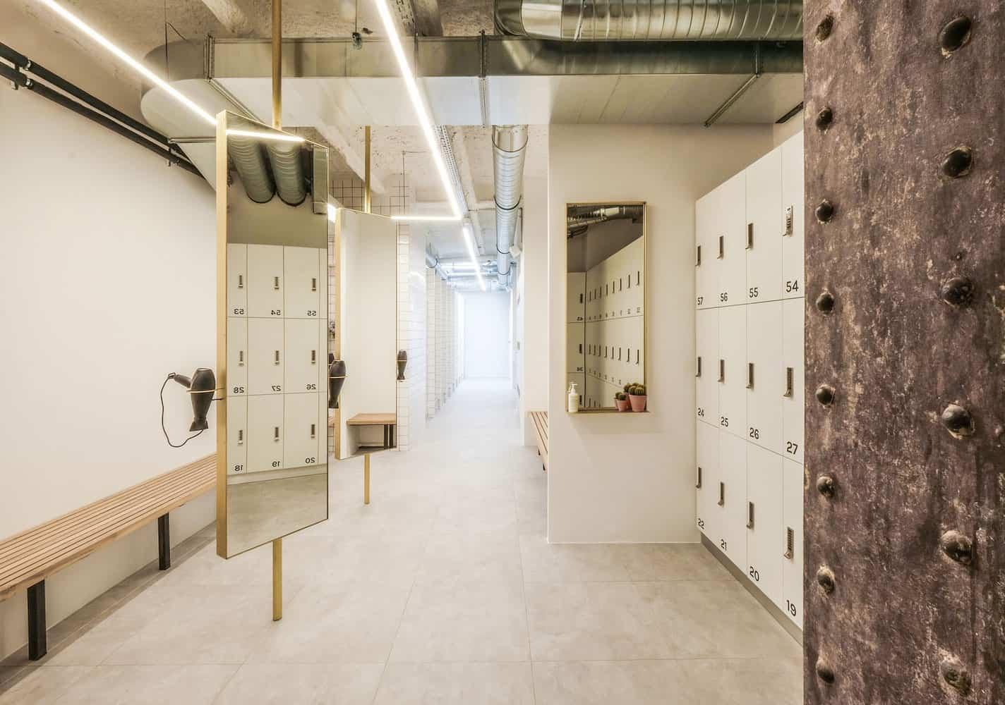 DAS-Studio Designed an Exercise Center Located in Paris,France