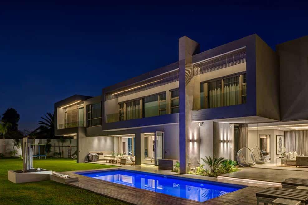 Fantastic House Designed by Cimato Moroldo Architects in Johannesburg