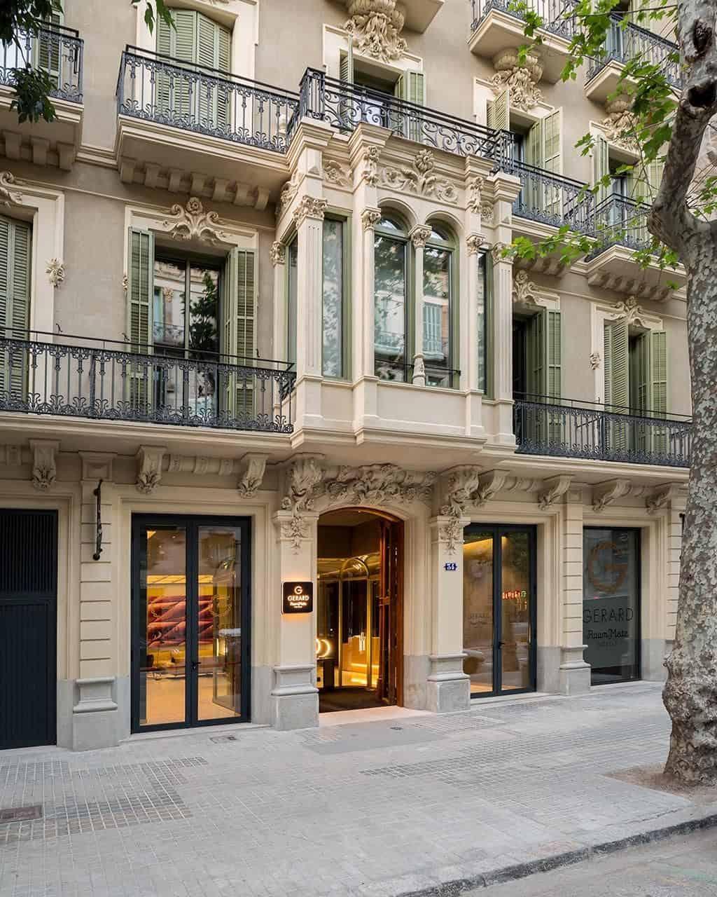 Hotel in Barcelona, Spain Designed by Jaime Beriestain