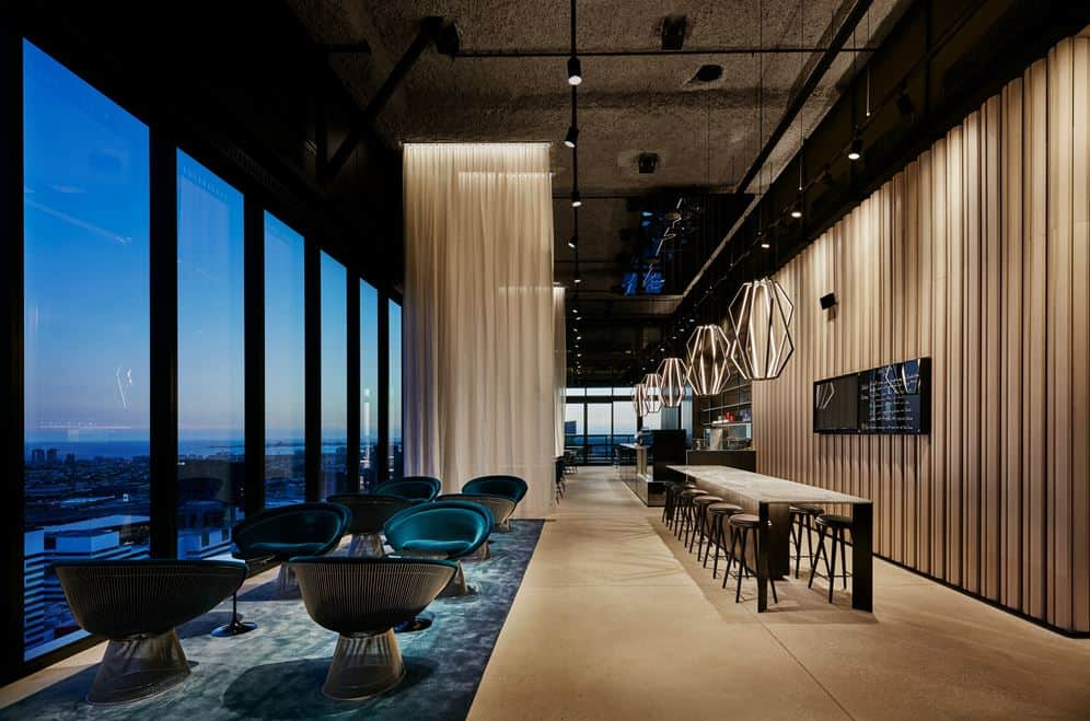 Spectacular Offices in Melbourne, Australia designed by Bates Smart Architects