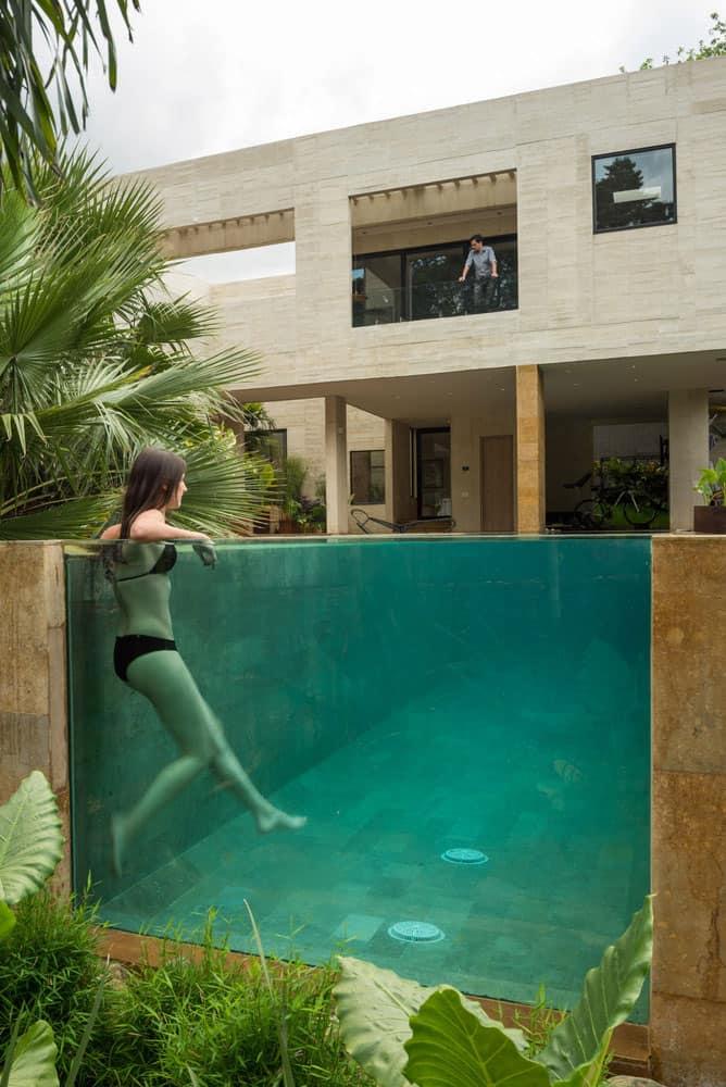 in gallery - Garden House