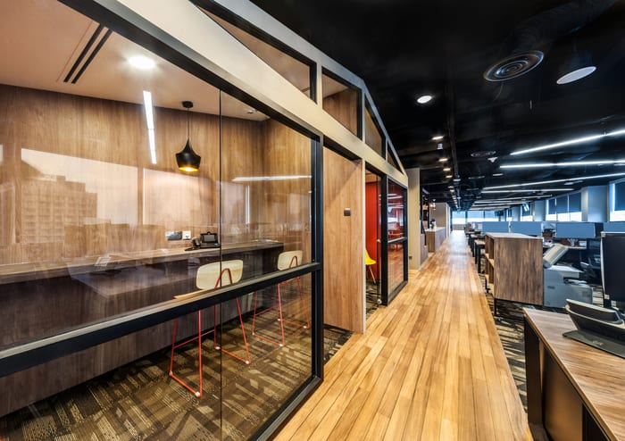 Vacation Rental Office Located in Singapore was Designed by OSCA