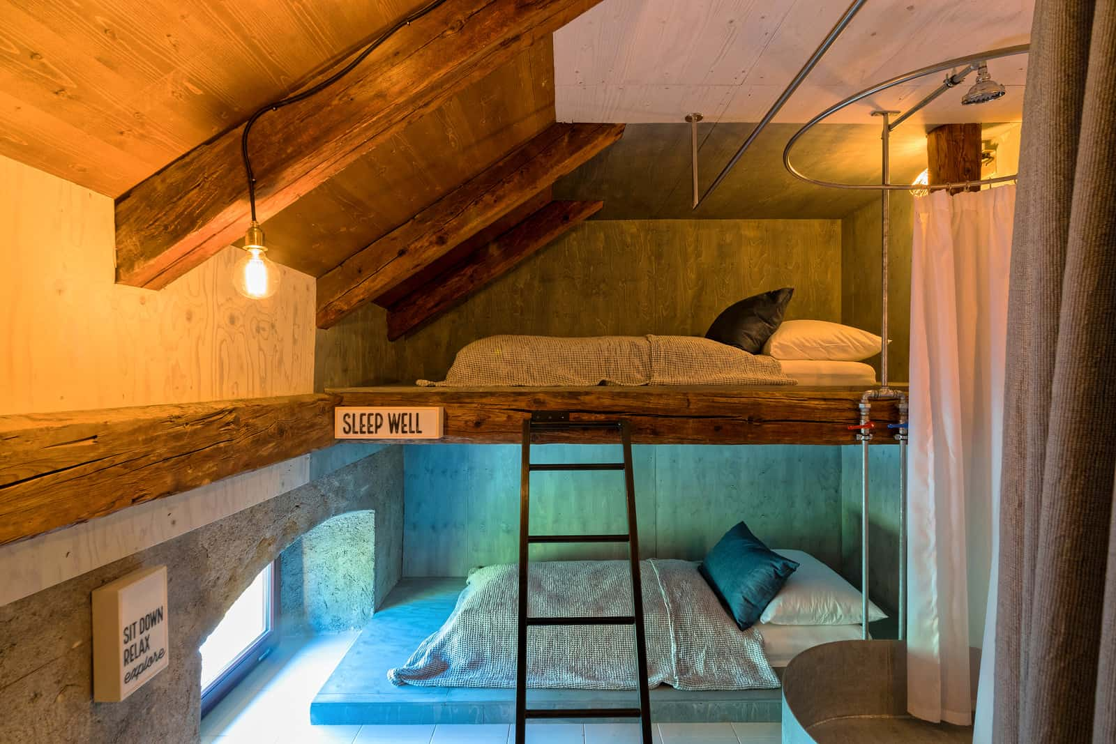 Rustic and Cozy Hotel Located in the City of Bresanona in Italy