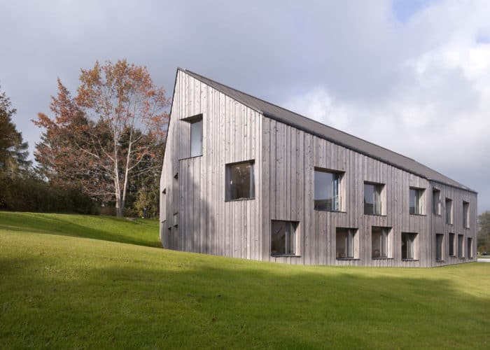 Functional House in Switzerland Designed by Boegli Kramp Architekten