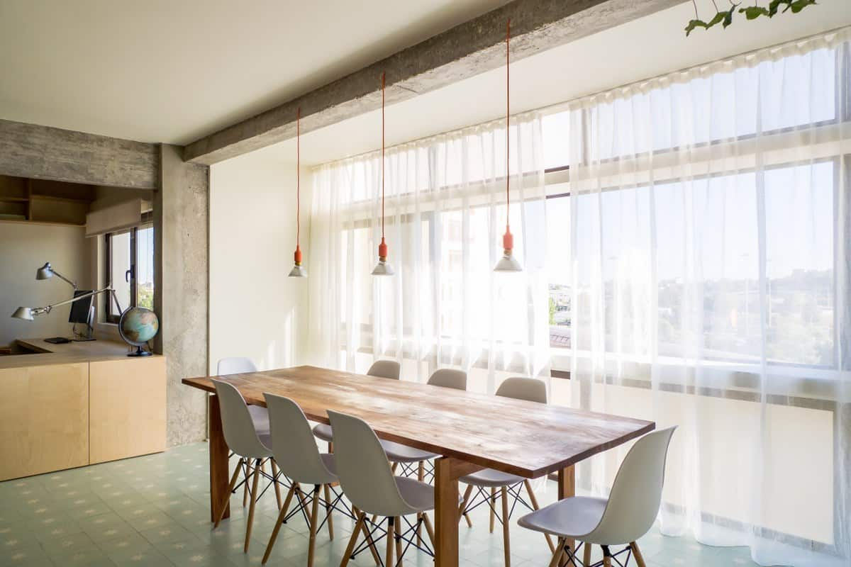 Redesigned Apartment by Miguel Marcelino in the Beautiful City of Lisbon, Portugal