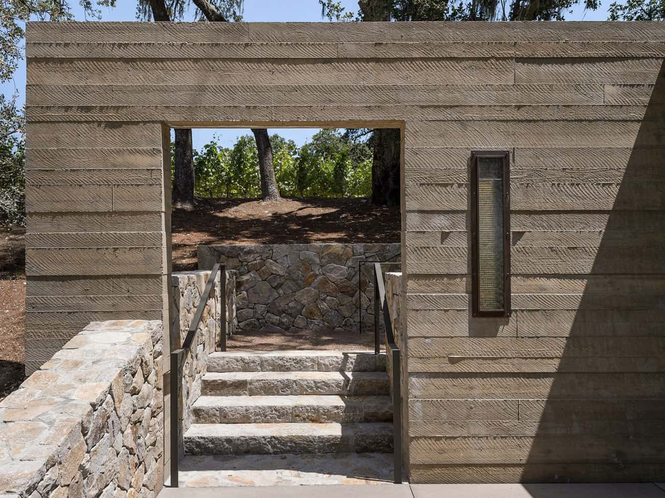 Pavilions Designed by the American Architectural Firm Walker Warner Architects