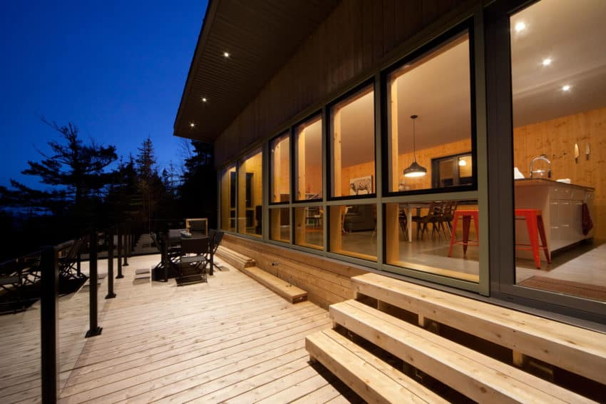 Chalet Panorama Porch