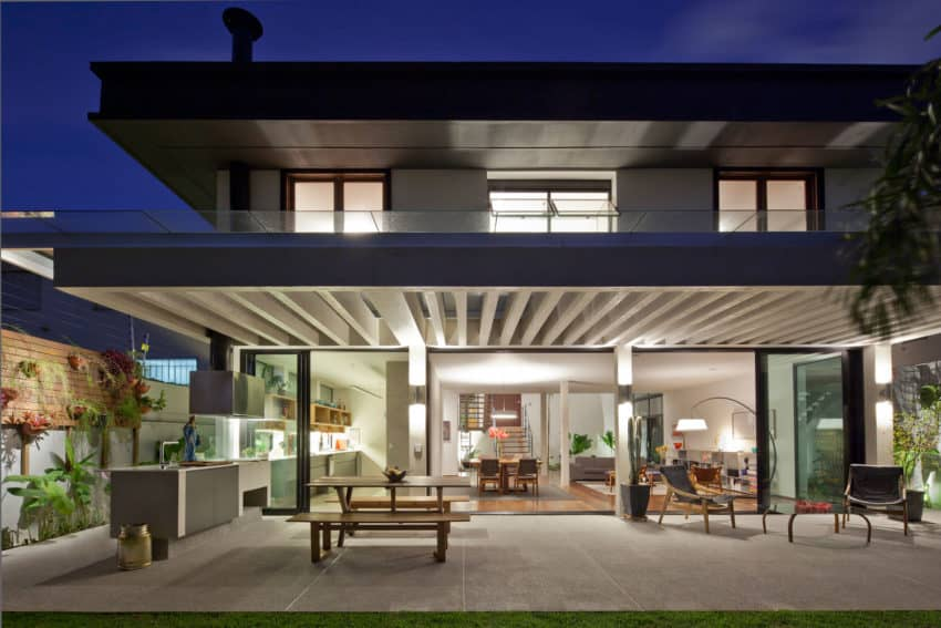 Magnificent Remodeling of a House from the 70's that has