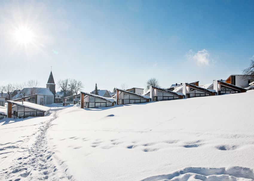 Stunning And Cozy Ski Villas Located In A Major Winter Sport Resort Of The  Wintersport Arena Sauerland