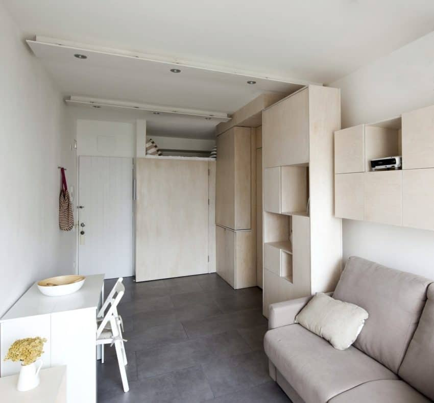 What This Modular System Can Do For This 20 Square Meter