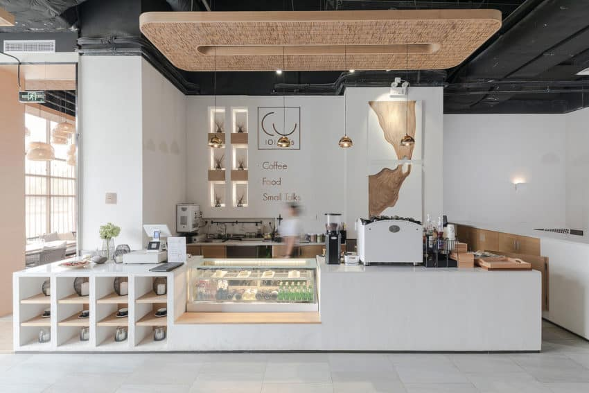 Elegant and Cozy Space for Coffee Lovers