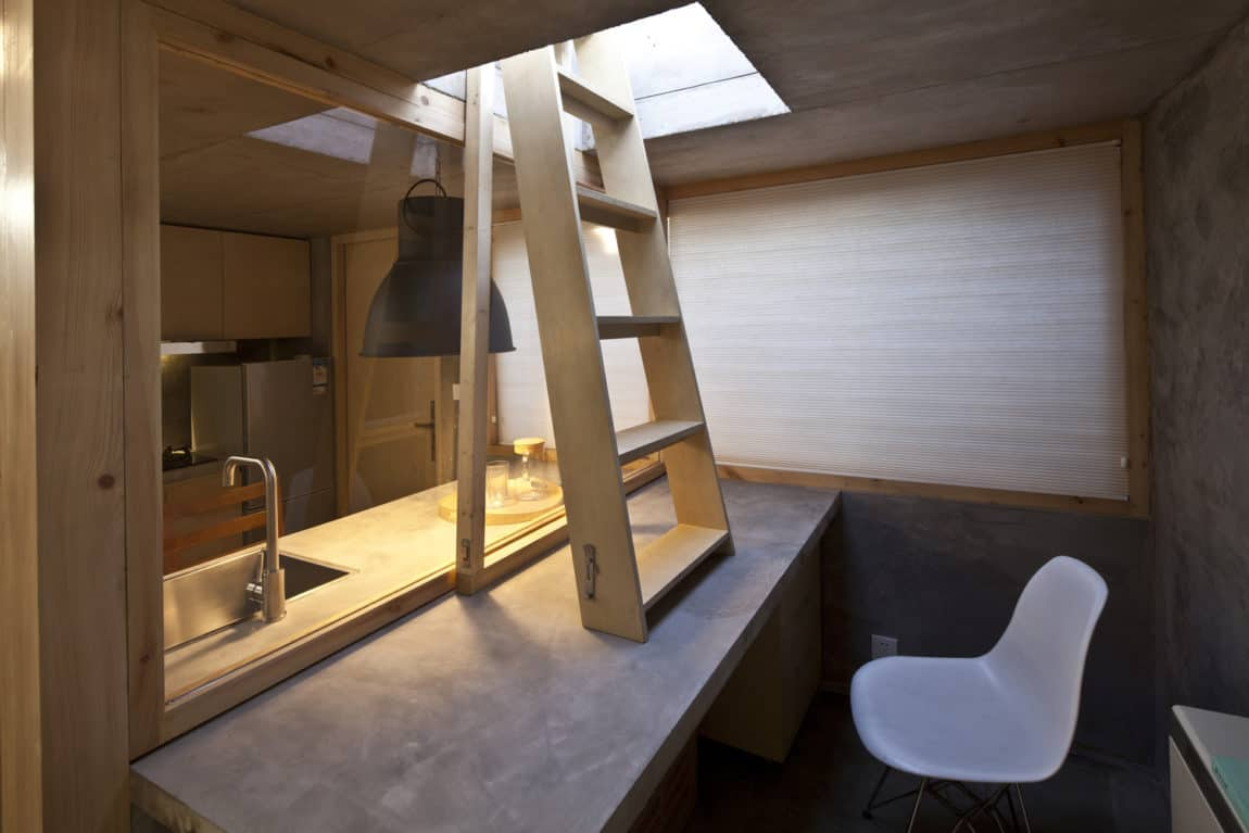 The Renovation Of A Hutong House 08