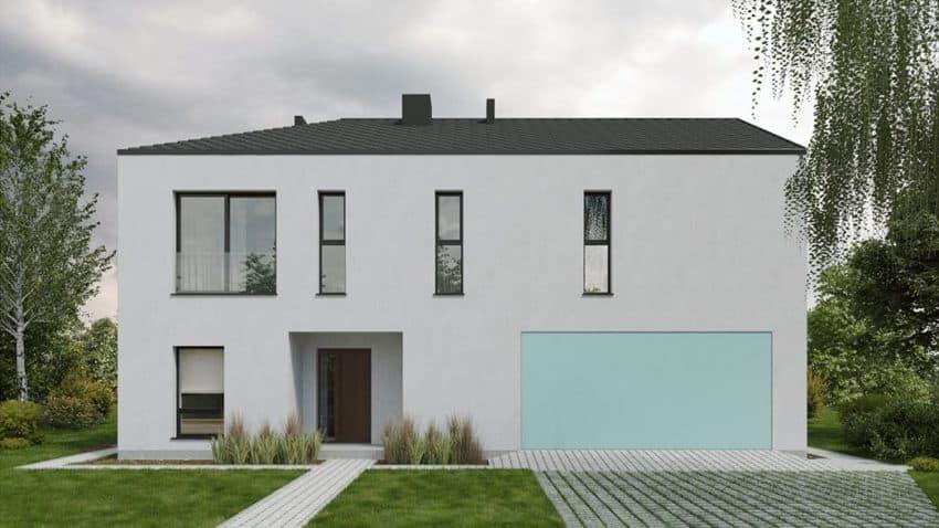 A Contemporary Home for a Modern Family