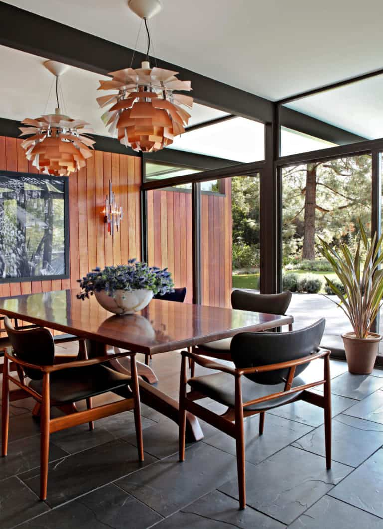 Fabulous Mid-Century Homes With A Cool Design