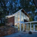 Simple Mid-Century Home