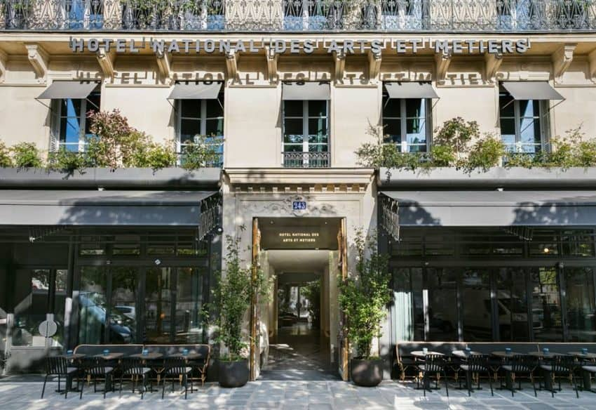 Wonderful Hotel in Paris with Comfortable Rooms and Unique Charm
