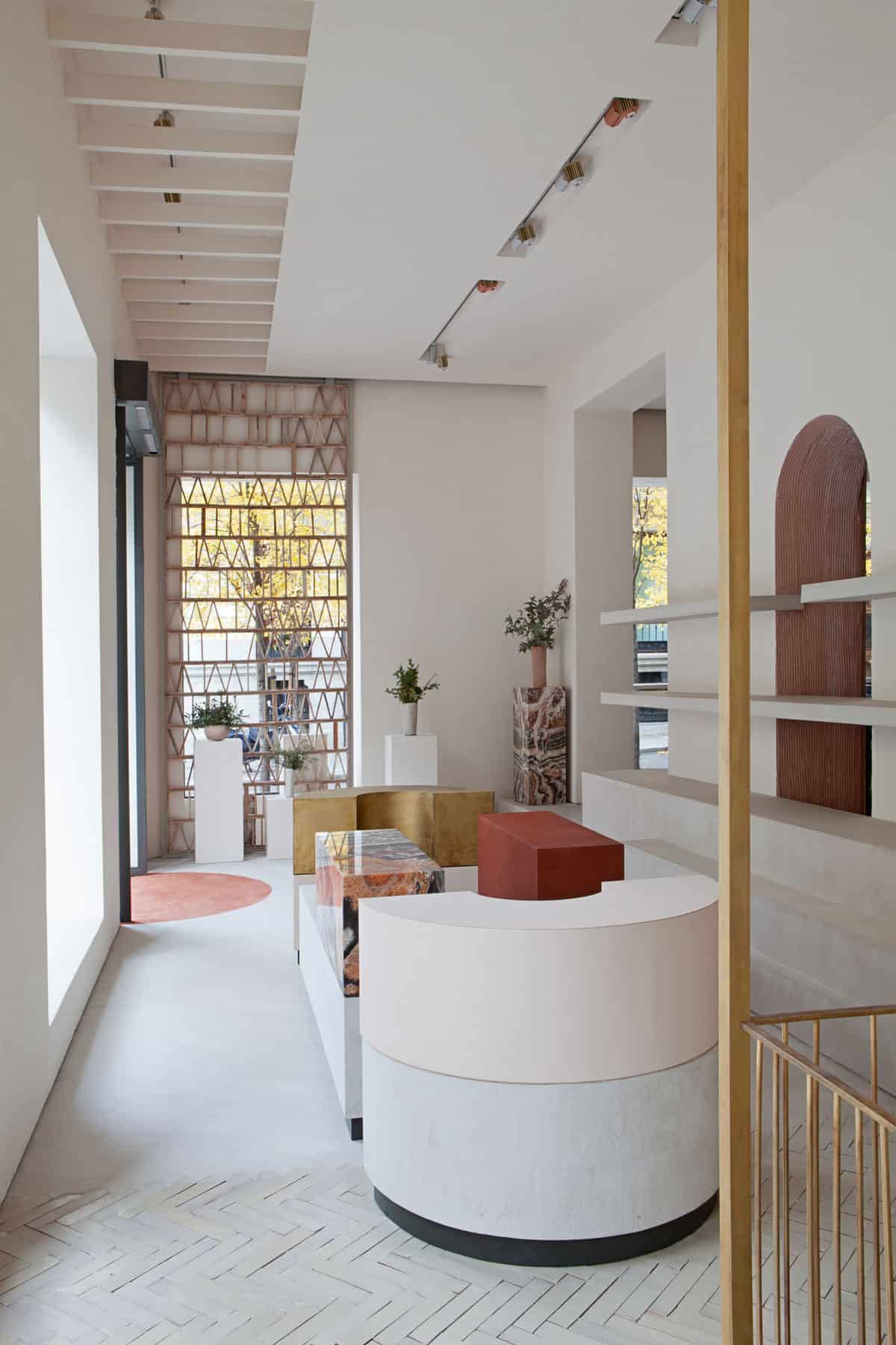 The Simplicity and Elegance of this Space is its Best Attribute