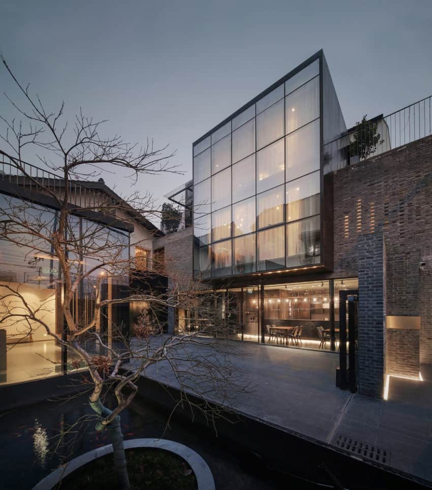 Hotel Yu, an Oasis of Relaxation in the Heart of Shanghai