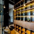 Fairmont Penthouse Apartment glass nook