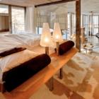 Heinz Julen Loft master bedroom