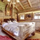 La Ferme du Lac Vert guest bedroom 1