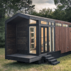 Orchid Tiny Home exterior view