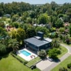 GZ House aerial view