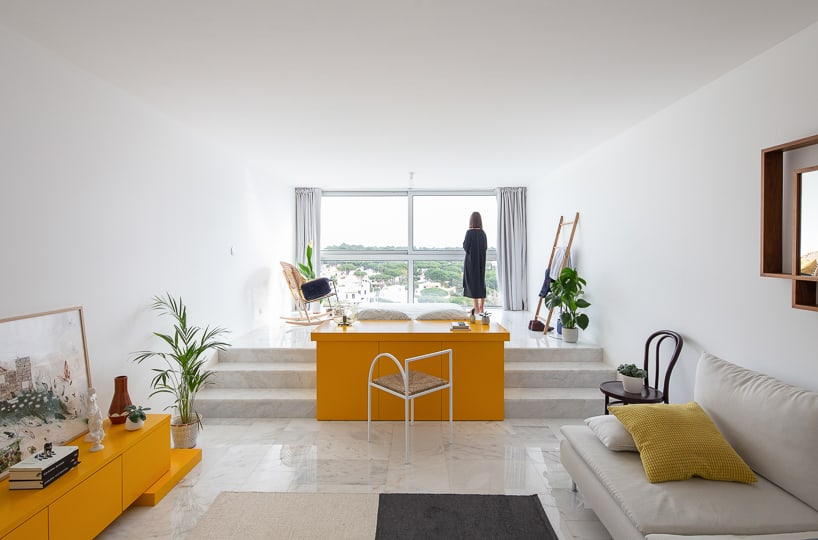 Ilrious Modern Apartment Created By Corpo Atelier Is Such A Feat Of Architecture That It Borders On Sculpture