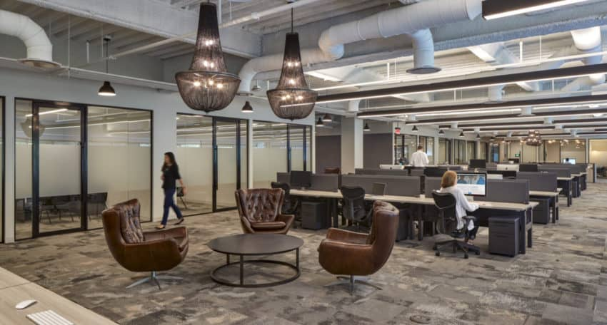 Remedy Partners Offices redesigned by Amenta Emma Architects for comfort and growth