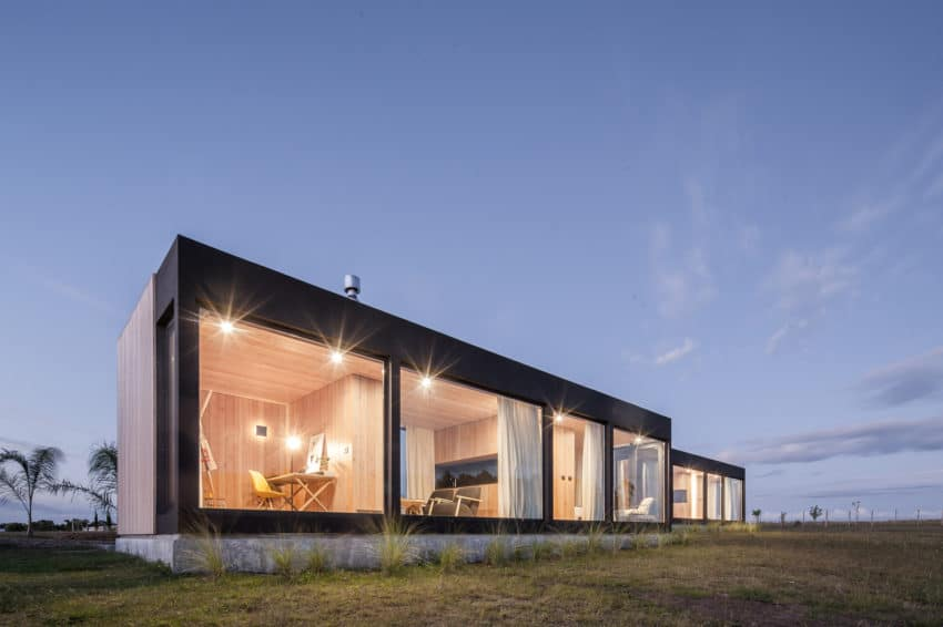 ... Uruguay, Design Teams From VivoTripodi Recently Completed The  Impressively Cubic And Wonderfully, Naturally Contemporary Escape Called  REPII House.