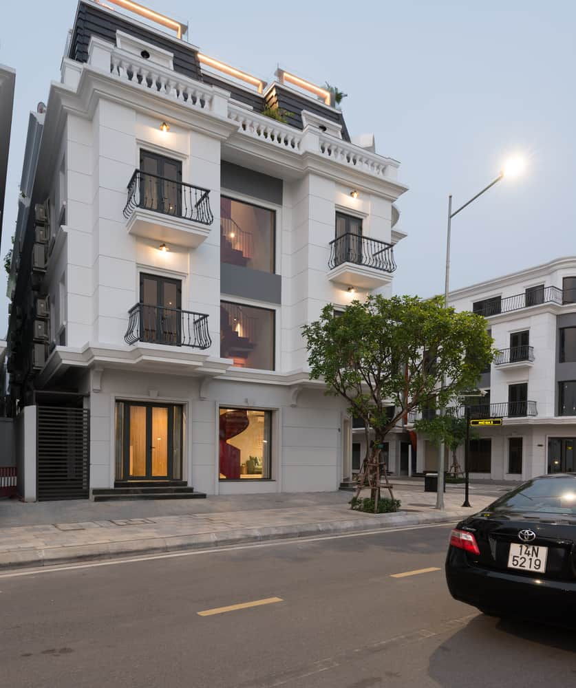 Vietnamese Bienhouse created by Nemo Studio for a leading luxury rental business