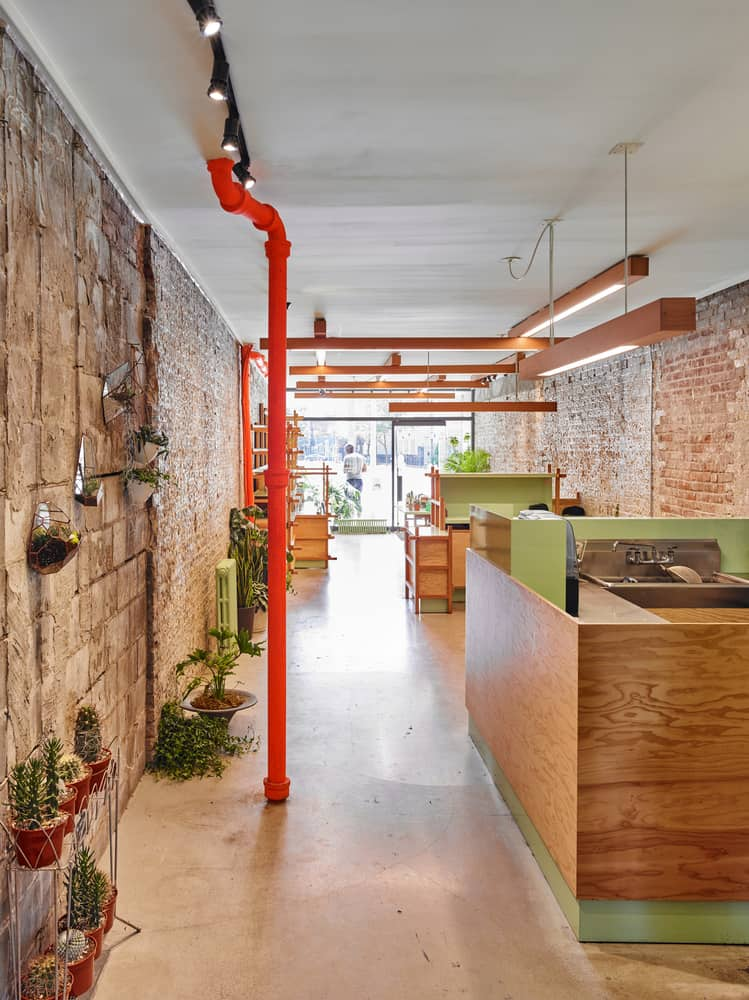 Down the Rabbit Hole Store created by Kilogram Studio in beautiful 100 year old space