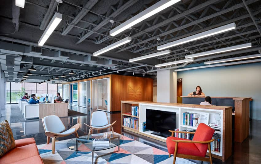 Hufft creates welcoming, innovative office space for leading leasing company Mac Properties