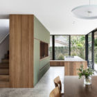 Australia Cooks River House by studioplusthree - interior