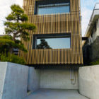 Modern Ryokan Kishi-ke Guest House Japan- G architects studio - facade