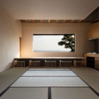 Modern Ryokan Kishi-ke Guest House Japan- G architects studio- seating