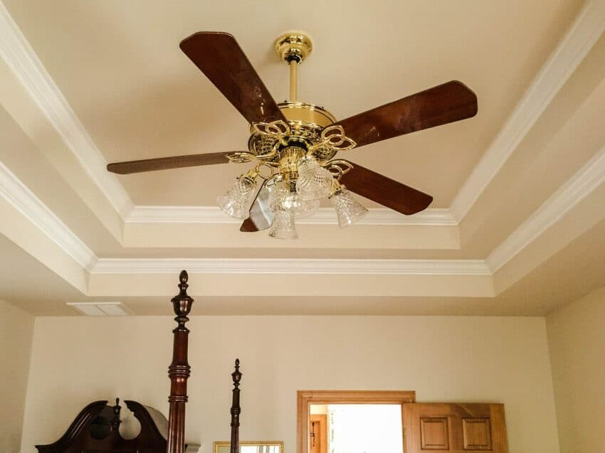 How To Choose A Ceiling Fan To Create The Perfect Personalized Cooling Space In Your Home