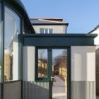 Churchtown House Extension garden door