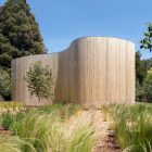 roofless house outdoors