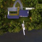 Camp Spirit Lake Aerial