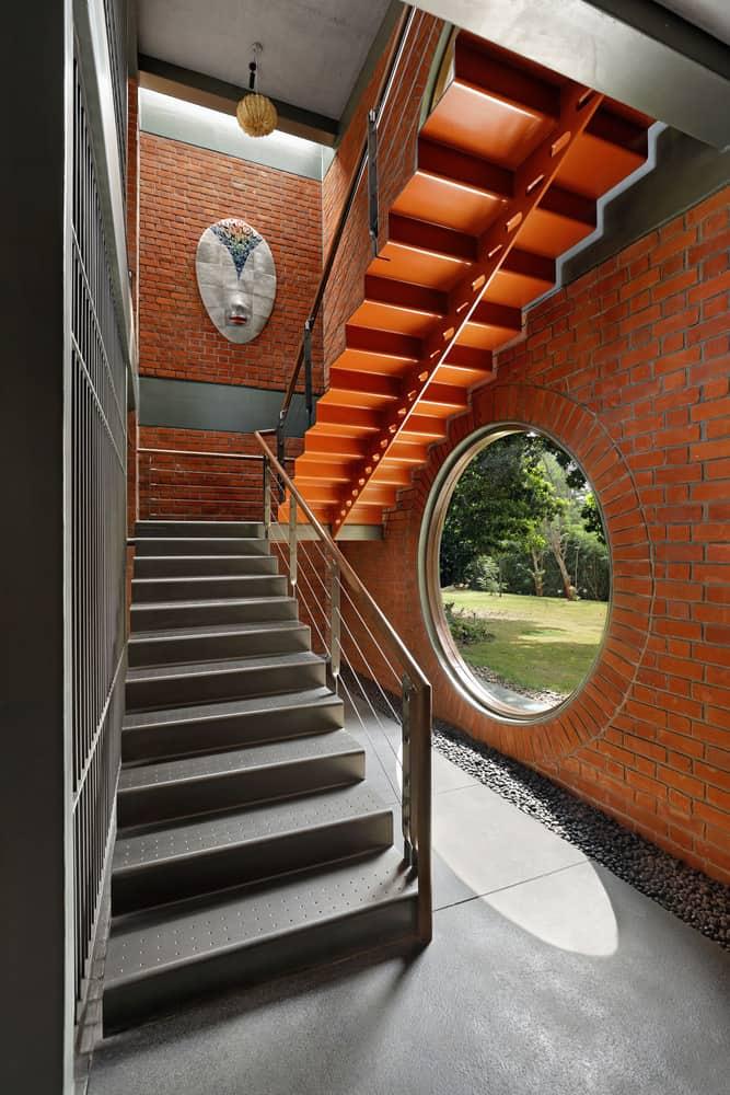 nirmal farm staircase