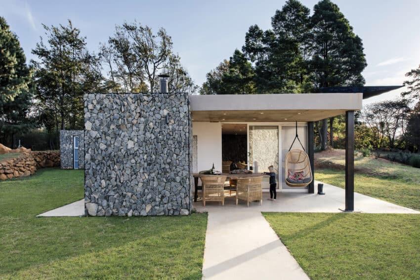 Midlands Pavilion outdoors sitting area